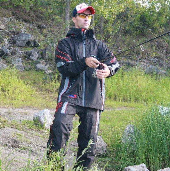 одежда для рыбаков спортсменов