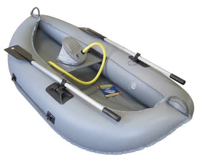 Гребная лодка из пвх