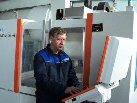 фрезерный 4-х координатный обрабатывающий центр «MIKRON VCE 800 Pro»