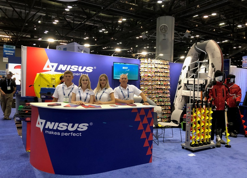 NISUS at ICAST-2019
