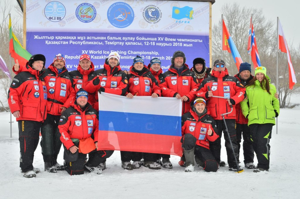 Russian Ice Team
