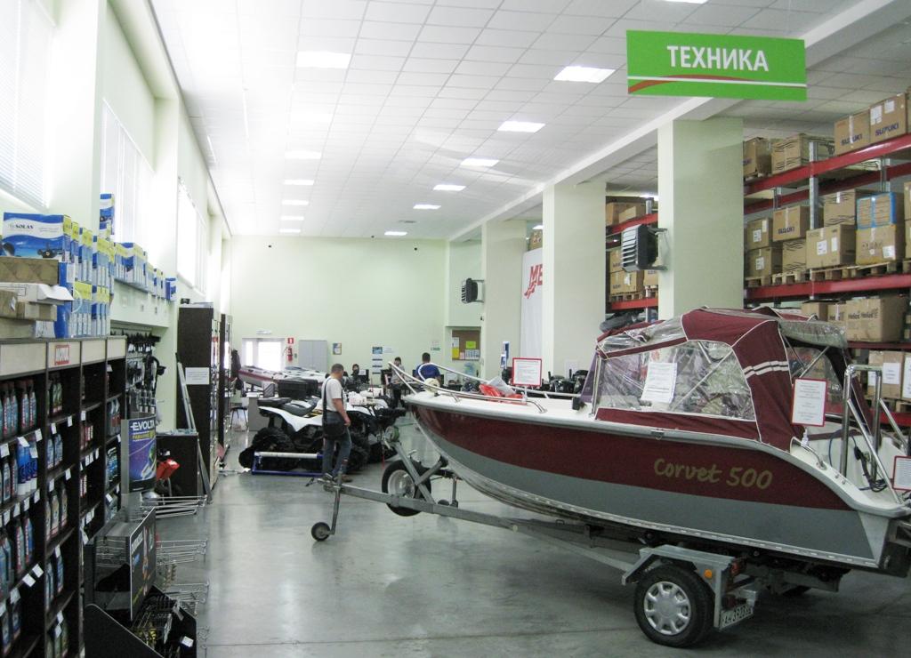 магазин лодок барнаул