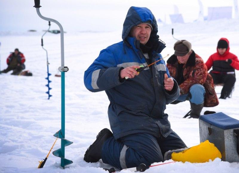 чкаловск соревнования по рыбной ловле