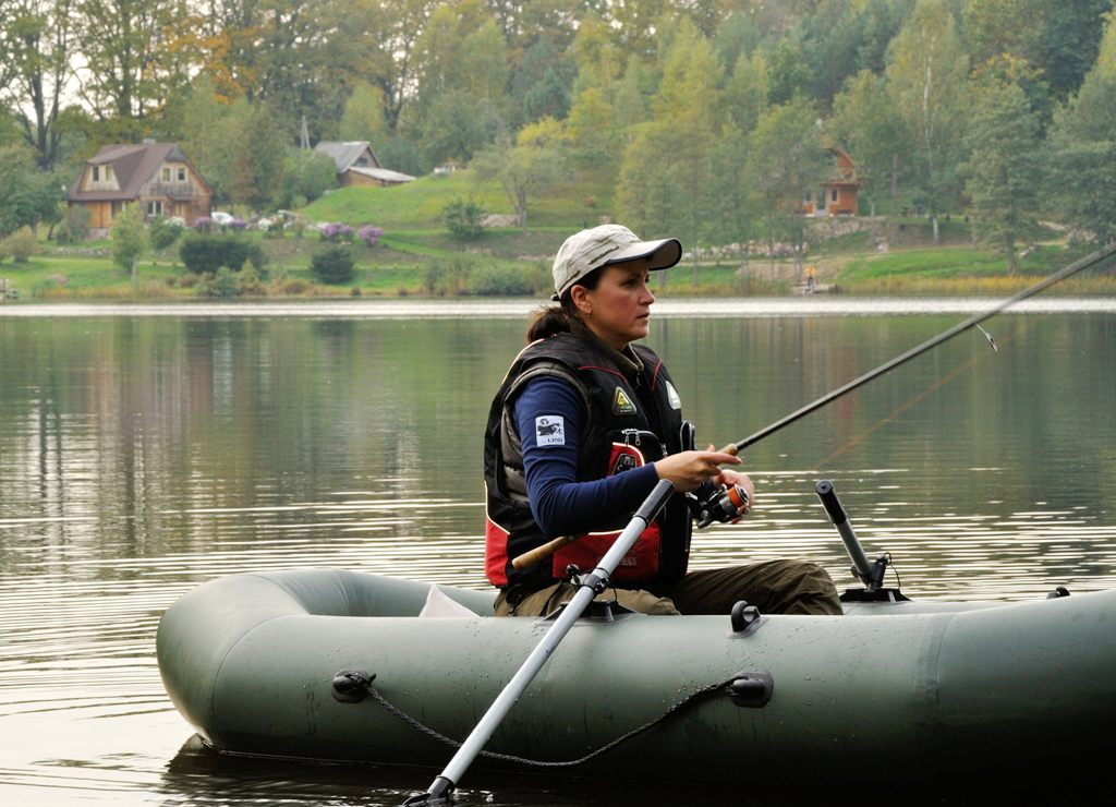 шкипер лодки омск