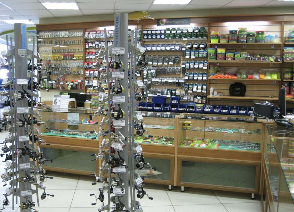 рыболовный супермаркет магазин