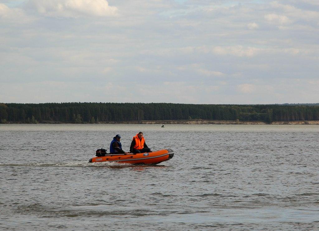 Лодка АЛТАЙ 340L
